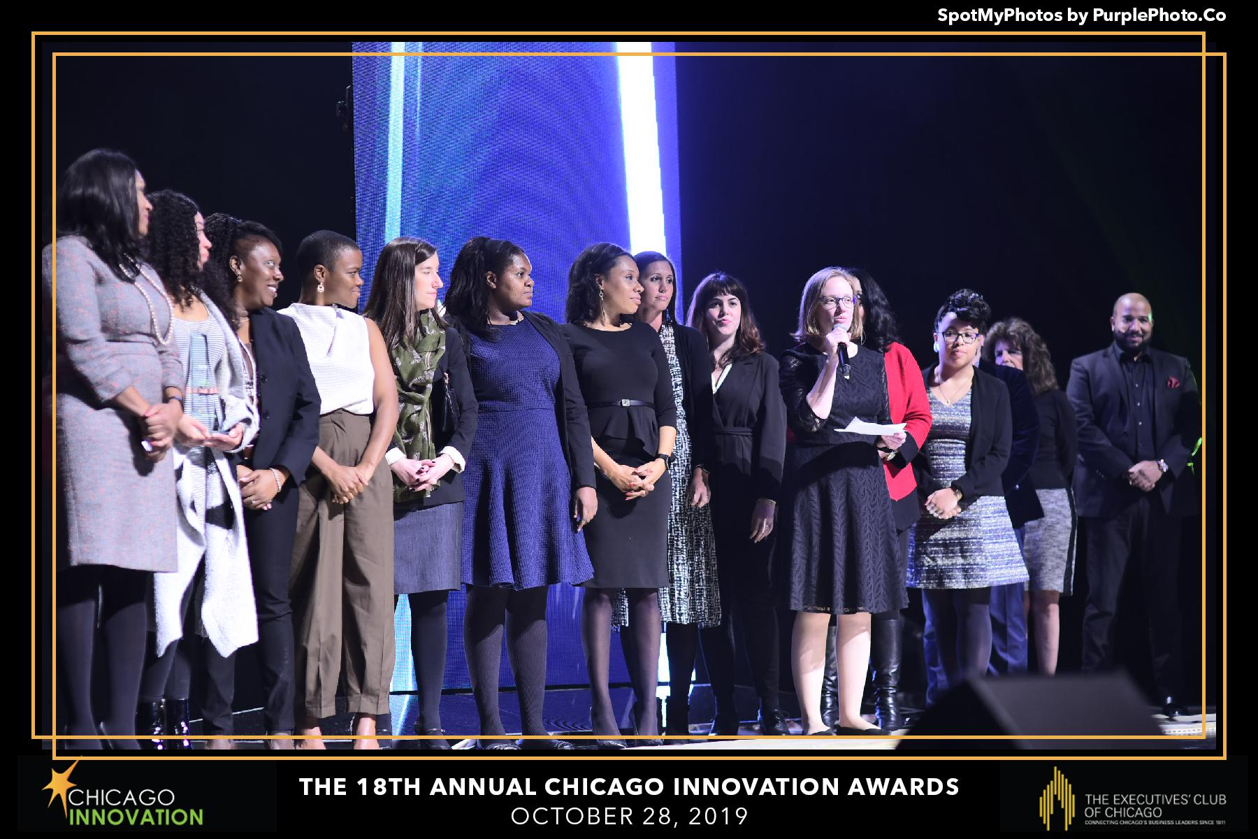WBDC wins City of Chicago Innovation Award in 2019