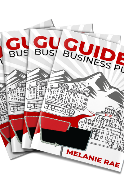 GUIDED Business Plan™ | Books + Packaged Training Content