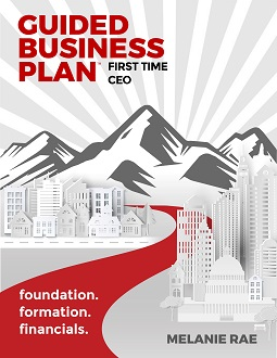 easy and simple business plan book for start-ups