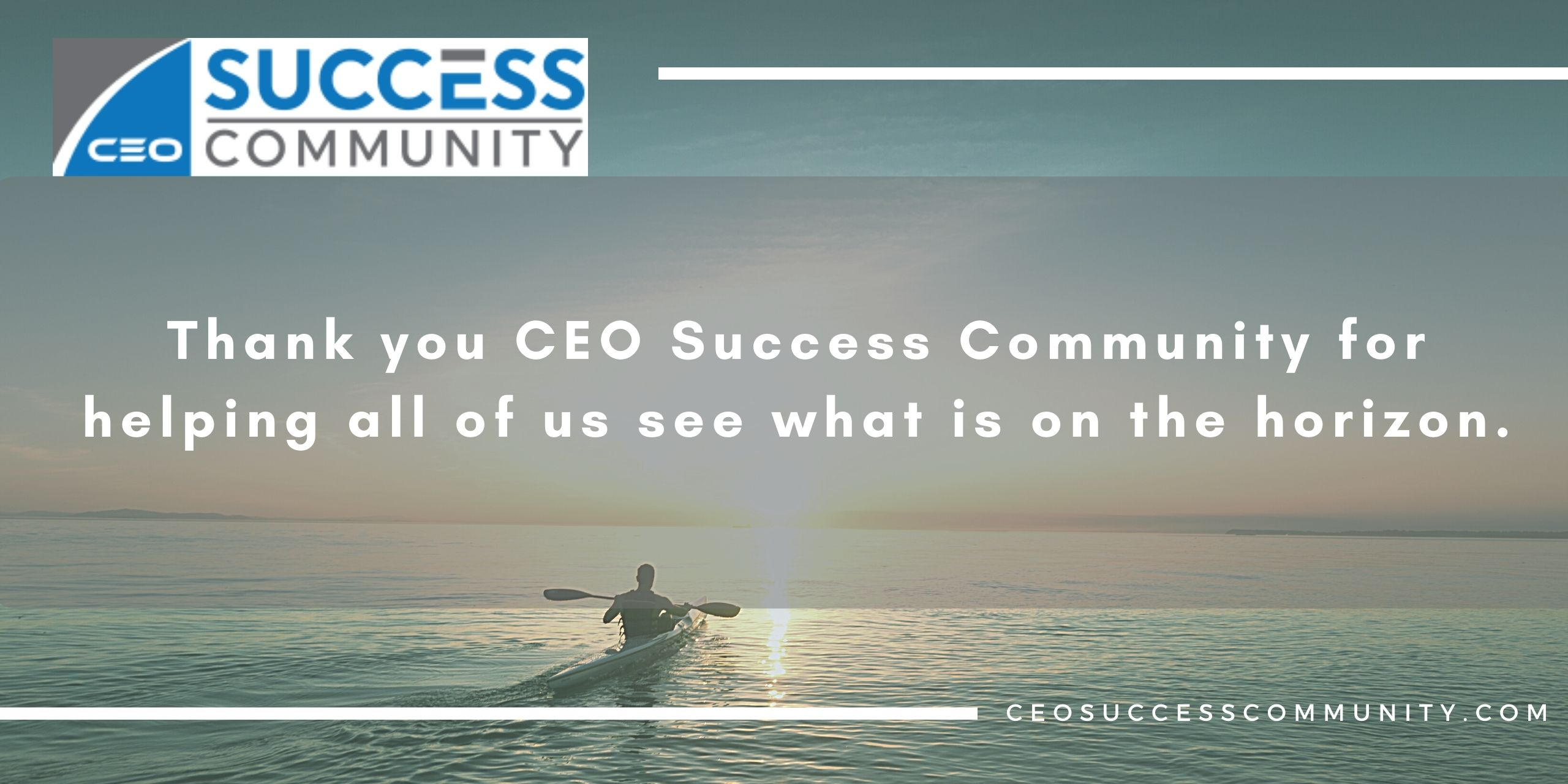 CEO Success Community