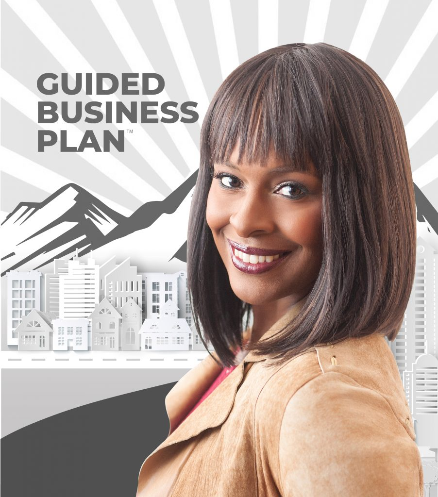 Guided Business Plan - Founder + Author