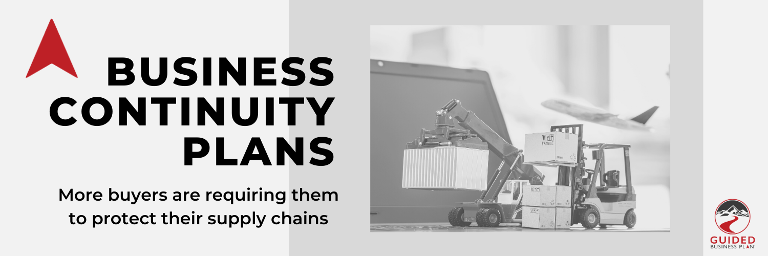 Business continuity for diverse suppliers
