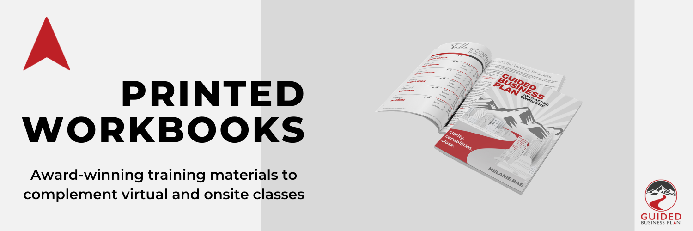 Guided Business Plan - entrepreneur education training materials