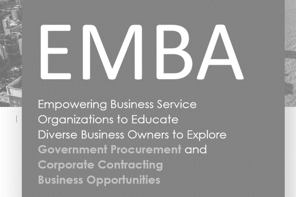 WBDC and GBP develop EMBA - a coure to expand business access