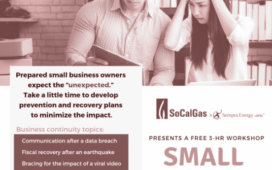 SoCalGas supports business continuity