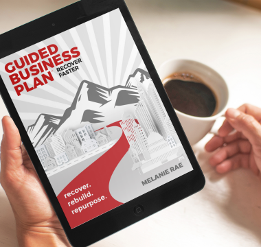 GUIDED Business Plan | Recover Faster